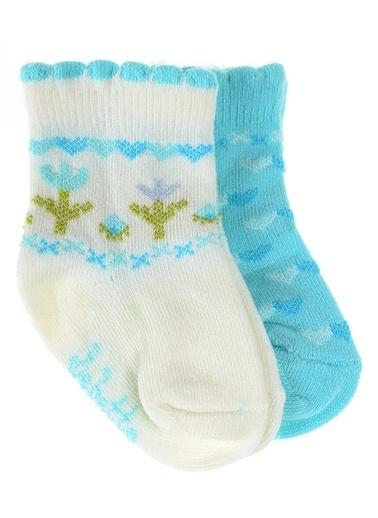 Bebetto Çorap Seti Yeşil